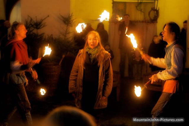 Weihnachtsmarkt Bad Iburg.2008 Bad Iburg Weihnachtsmarkt